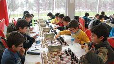 06.Başkent Haber: ANKARA Çubuk'ta Düzenlenen Satranç Turnuvası Sona ...