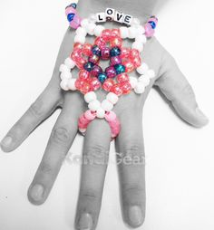 ohh I wanna make one! #kandi This board is for all #EDMMusic Lovers who dig cool…