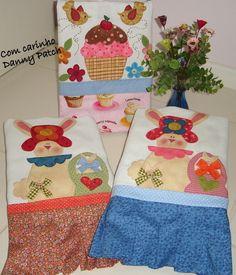 Panos de copa com aplicação em tecidos nacionais e importados. As cores  podem variar de acordo com seu gosto. R$ 37,49