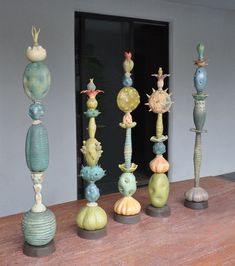 gallery - claywork by mary camin