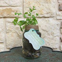 Father's Day Mason Jar Gift with Printable