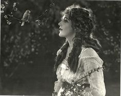 Mary Pickford by Love Letters in the Sand, via Flickr
