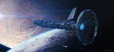 Personal sci-fi artwork about exoplanets exploration. --------------------------- www.facebook.com/elreviae www.instagram.com/elreviae/ --------------------------- Stock : - Textures : ...
