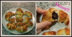 Receta de croissants de chocolate súper sencilla para hacer con niños