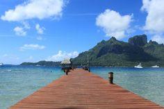 Bloody Mary's + Bora Bora + Couples Retreat