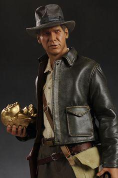 Unbelievable Indy sculpt