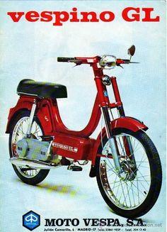 VESPINO 50 (YEAR 1975)