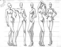 fashion illustration poses - Google Search