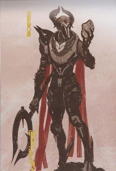 Otzot, freeborn Psion #destiny 2