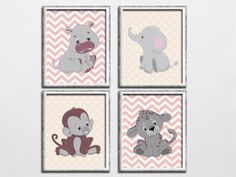 Check out this item in my Etsy shop https://www.etsy.com/listing/506222469/set-of-4-baby-girl-nursery-printable
