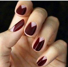 Merlot nails