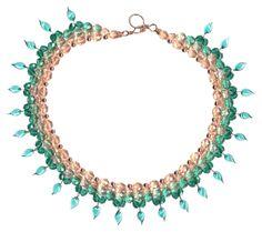 Spring Turquoise Necklace, Spring, Jewelry, Fashion, Moda, Jewlery, Jewerly, Fashion Styles, Schmuck