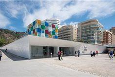 Centre #Pompidou, nuevo referente del turismo cultural de Málaga. En #Málaga, el Centre Pompidou ofrece un recorrido permanente de varias decenas de obras de la imponente colección del Centre Pompidou de París, invitando al público a recorrer el arte de los siglos XX y XXI