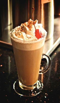 Monte Cristo, a special Urban Gate coffee treat! Beverages, Drinks, Coffee Lovers, Teas, Hot Chocolate, Brewing, Ice Cream, Urban, Warm