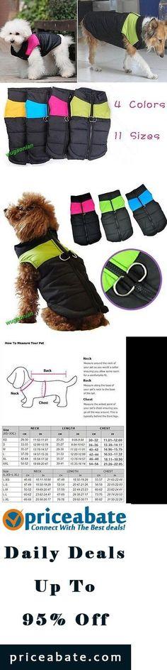 cool #priceabatedeals Comfortable Small Medium Large Big Pet Dog Clothes Winter Warm ...
