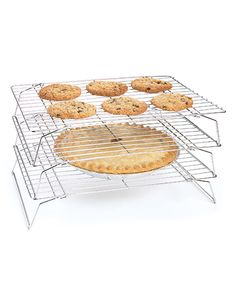 Look at this Silver Tier Cooling Rack on #zulily today!