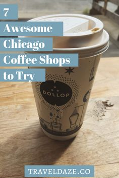 Downtown Chicago Coffee Guide: 7 awesome coffee shops to try in downtown Chicago. Chicago Travel, Chicago Shopping, Chicago Chicago, Chicago Coffee Shops, Chicago Attractions, Coffee Around The World, Coffee Farm, Coffee Cup, Coffee Guide