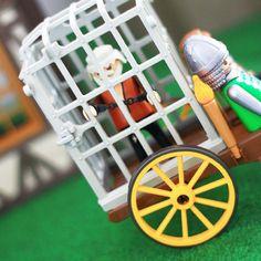 Un nuevo destino le espera. #playmobil #clicks #playmobilfigure #medieval #juguetes #Zaragoza #playmobilmania #coleccionismo