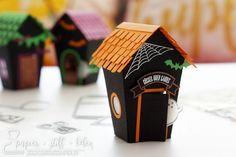 """Stampin Up! """"Ein Haus für alle Fälle"""" - """"Home Sweet Home"""" Halloween"""