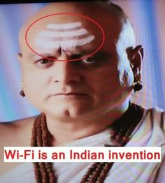 व्हाट्सएप्प के मजेदार मसेज. whatsapp funny massage.: Wifi is an indian invention