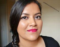 Estee Lauder Pure Color Envy Sculpting Lipstick in Tumultuous Pink Swatch - Aspiring Londoner