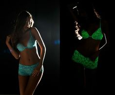 You Have to See This Lingerie That Could Really Light Up Your Weekend