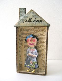 A Doll House : Julie Arkell