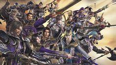 Dynasty Warriors 9 : Un premier teaser pour un jeu qui voit grand Warriors Game, Dynasty Warriors, Warriors Wallpaper, Samurai Warrior, Image Boards, Chibi, Character Design, Animation, Warriors