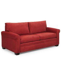 Macy S American Leather Sleeper Sofa Guest Room