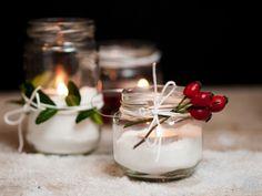 Decorazioni di Natale con barattoli di vetro (Foto 11/40) | Design Mag