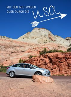 Mit dem Mietwagen quer durch die USA | Teil 1 | Mit vielen Tipps für deine nächste USA Reise! www.diefernwehfamilie.de