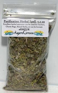 1 Lb Purification Spell Mix