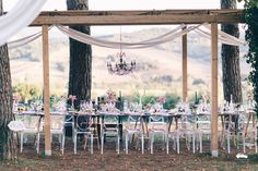 #countrychic table #colourful #countrystyle
