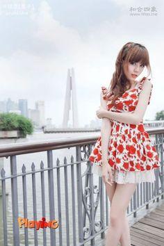 Ye Zi Xuan - Cute And Sexy Cosplay