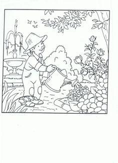 download als pdf natur garten fr hling gruber children illustrations pinterest schule. Black Bedroom Furniture Sets. Home Design Ideas