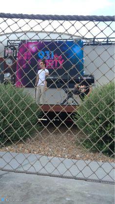 Nathan na Wet'n'Wild, em Las Vegas, nos Estados Unidos. (via @arlenie_weenie) (7 ago.)