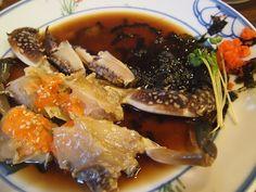 Swimming Crab at Soy Crab Restaurant