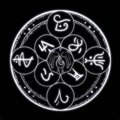 Spell circles - Bing Images