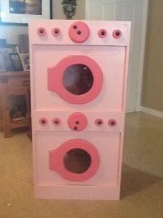 This Home Made Washer And Dryer Took About An Hour To