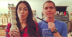Fixer Upper's Clint Harp Talking About Joanna Gaines Is the Sweetest Thing You'll Read All Day