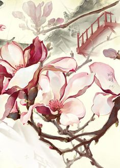 cherry blossoms this would make a beautiful tattoo
