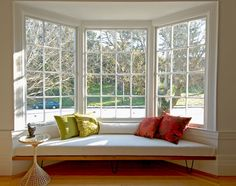 Bay Window Decorating Ideas - MelodyHome.com