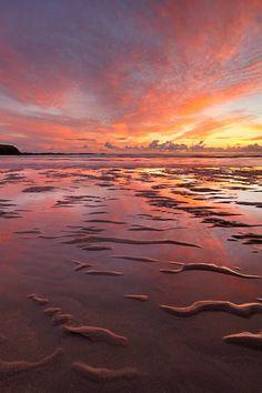 Little Islands - My favourite 12 of 2012 - Bantham Beach Devon. Twitter: @gking_photo