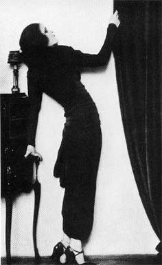 1920 Berlin cabaret act. My art inspiration lately.