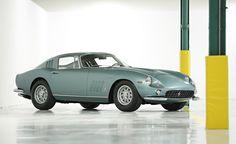 【競売】ピニンファリーナが死の直前まで保有していた、自身のデザインによるフェラーリ275GTB - Life in the FAST LANE.