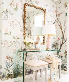 From a beautiful home in Little Rock, featured recently at TIG -- see more at www.thisisglamorous.com // by Rhett Peek