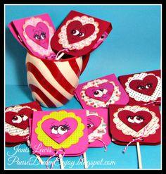 Pause Dream Enjoy: Lollipop Valentine Wraps