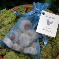 Faerie Cakes - Herbal Offering Stones