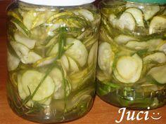 Könnyű a főzés, ha van miből!: Uborkasaláta télire Pickles, Cucumber, Cooking, Food, Google Chrome, Pickling, Kitchen, Essen, Meals