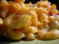 Five Cheese Baked Macaroni Recipe from Mama Melrose's - Disney Recipes